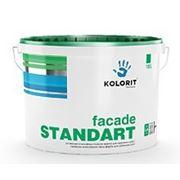 Колорит Фасад Стандарт Facade Standart, 10л фото