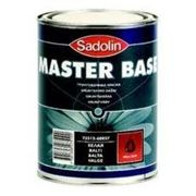 Алкидная грунтовочная краска для проблемных поверхностей SADOLIN MASTER BASE белый (Швеция) 2,5 л фото