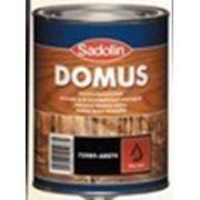 Фасадная краска Sadolin DOMUS тонир.база CLR (Швеция) 10л фото