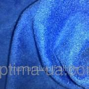 Флис электрик синий 200г/м фото