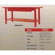 Верстак металлический с 3-мя выдвижными ящиками Big Red TSC79111