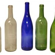 Стеклянные бутылки фотография
