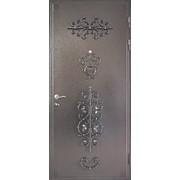 Наружные двери с покраской 1 фото