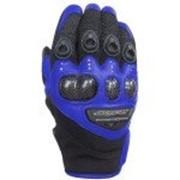 AGVSPORT Мотоперчатки Jet, синий фото