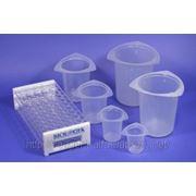 Лабораторная посуда пластиковая фото