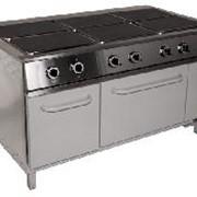 Плиты с жарочным шкафом ПЭ-806Ш фото