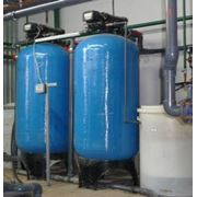 Системы умягчения воды промышленные WSA фото