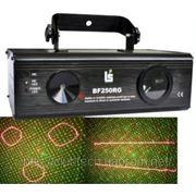 Лазер зеленый и красный Light Studio LS-BF250RG