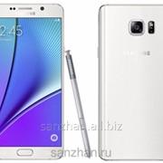 """Телефон Samsung Galaxy Note 5 MTK6572 3G RAM 1GB ROM 4GB 5.7"""" Белый 87177 фото"""