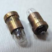 Лампа СМ 28-4,8 (СМ-30) B9s/14 фото
