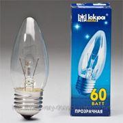 Лампа накаливания IСКРА 60Вт/Е27 фото