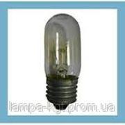 Лампа Ц 220-10, Е27 лампа накаливания цилиндрическая фото
