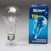 ЛампаICКРА 200Вт/E27 фото