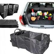 Органайзер для багажника машины фото