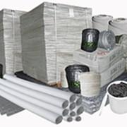 Ткань асбестовая АТ-19-Л40 Для компенсирующих матов в установках ламинирования древесно-стружечных плит фото