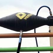 Уплотняющая подушка для фланцев DN 80 арт 1500019200 фото