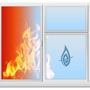 Противопожарные окна фото