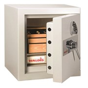 Огневзломостойкий сейф WA E 550 белый фото