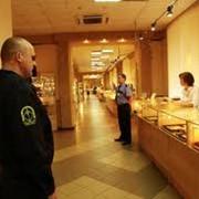Охрана магазинов фото