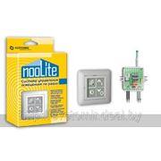 Выключатель радиочастотный, сенсорный. Система радиоуправления «nooLite» — Набор №1 для ламп накала, мах 200Вт.