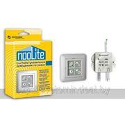 Выключатель радиочастотный, сенсорный. Система радиоуправления «nooLite» — Набор №7 для ламп накала, мах 500Вт.