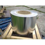 Нержавеющая лента ( пр-во Германия ) 0,40мм*400мм материал: 1,4541 (AISI 321, 08Х18Н10Т) нагартовка фото