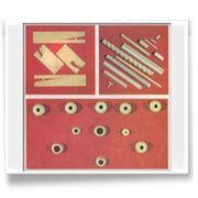 Кордиеритовые изоляторы ИФРГ и 2ШХ фото