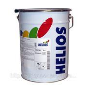 Эмаль финишная полиуретановая белая глянцевая 40272906 HELIOS HELIODUR, блеск не менее 95%. фото