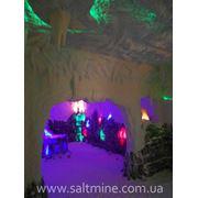 Искусственные соляные шахты фото