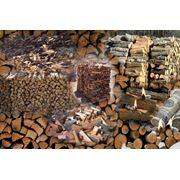 Продаем дрова для топки каминов бань саун и т. д (дуб береза сосна) фото