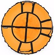 Тюбинг Hubster Хайп 90см. (Оранжевый, во4467-2) фото