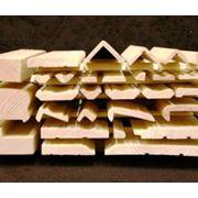 Производство погонажных изделий из дерева. фото