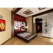Восточная комната. Авторский дизайн интерьеров. Проект дизайна интерьера дома
