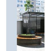 Дизайн общественных мест|Скамейки для городских парков скверов