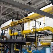 Котлы водогрейные газомазутные автоматизированные КВ-Г-9,65-150 фото