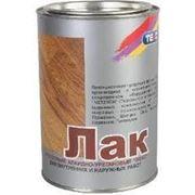 Лак алкидно-уретановый ЛЮКС ТЕКС полуматовый, бесцветный, 3л фото