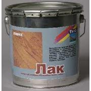 Лак алкидно-уретановый ЛЮКС ТЕКС полуматовый, 10л фото