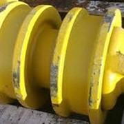 Каток опорный двубортный для бульдозера SHEHWA SD7 фото