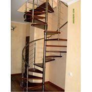 Устройство лестниц и прочих элементов интерьера. фотография