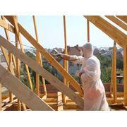 Механическая обработка древесины. фото