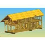 Услуги по распиловке сушке изготовлению деревянных изделий Установка деревянных конструкций и деталей Прилуки Украина фото