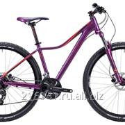 Велосипед Cube Access Wls Disc 27.5 (2015) фиолетовый фото