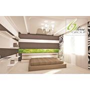 Разработка дизайна интерьера и мебели Студия авторского дизайна SKline Group фото