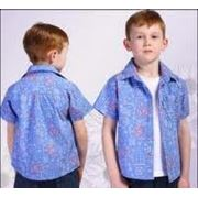 Пошив рубашек для мальчиков фото