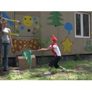 Необычный реквизит для детских праздников. фото