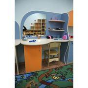 оформление игровых зон в детском саду фото