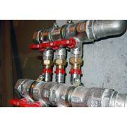 Прокладка внутренних сетей водопровода фото
