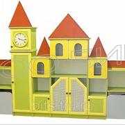 Стеллажи для детских садов фото
