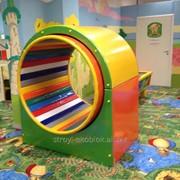 Аттракцион для детских комнат мягкое колесо фото