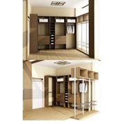 Восточная комната. Авторский дизайн интерьеров. Проект дизайна интерьера дома фото